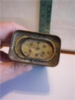 Vtg Rawleigh's Pure Ground All Spice Tin