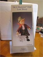 """Hummel Doll Lost Sleep 14"""""""