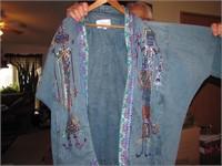 Carol Wilcher Original Size XL Jacket