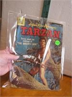 1950's Tarzan 10c Comic Book