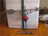 Vtg Robbins Lightning Rod Made in Maryville, MO