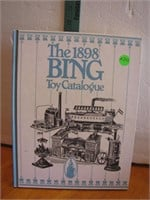 Reproduction The 1898 Bing Toy Catalogue
