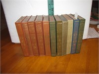 11 Antique Books 1900's - 1920's Published by