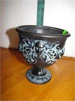 Vintage Aztec Treasure by Brody Vase 5&3/4x5&1/2
