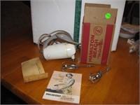 Vintage Hamilton Beach Mixette with Box
