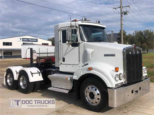 2011 Kenworth T409SAR DOC Trucks  - Trucks for Sale