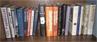 SHELF OF CIVIL WAR BOOKS