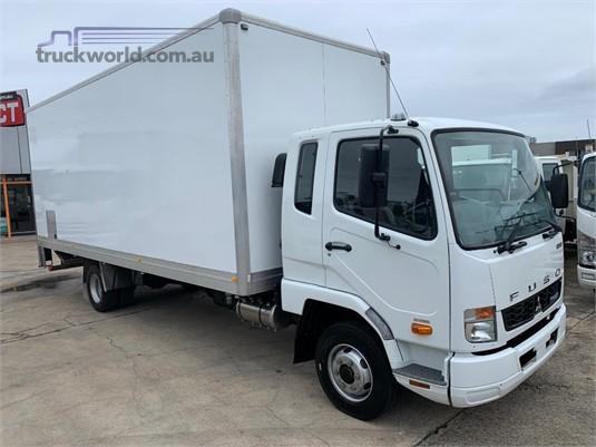 2017 Fuso Fighter 1024 Auto - Trucks for Sale
