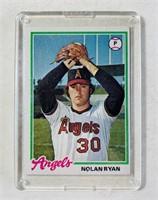 Nolan Ryan #400 Baseball Card