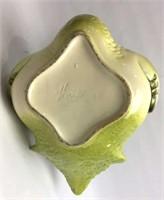 Vintage Hull USA 69 Art Pottery Swan Planter