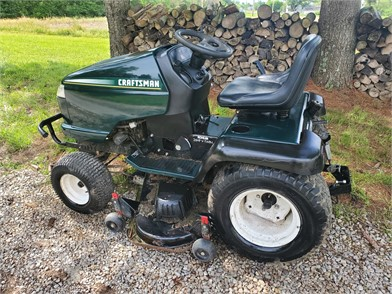 Craftsman Riding Lawn Mowers For Sale 46 Listings Tractorhouse Com Page 1 Of 2