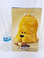 Adorable Dog Treat / Cookie Jar