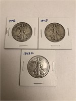 Coin & Currency Collection of James Williams Part 2