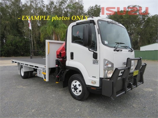 2010 Isuzu FRR 500 AMT Used Isuzu Trucks - Trucks for Sale