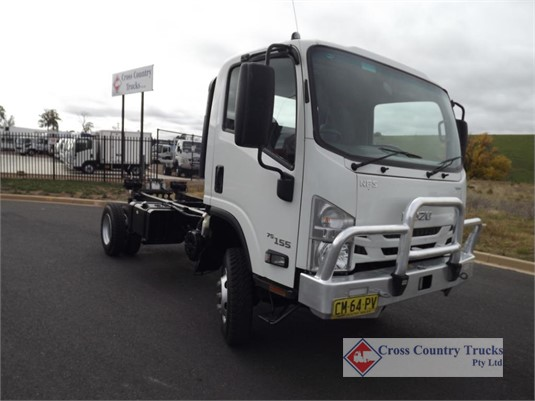 2017 Isuzu NPS Cross Country Trucks Pty Ltd - Trucks for Sale