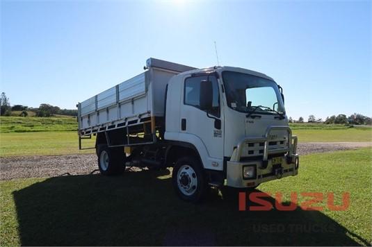 2010 Isuzu FSS 550 4x4 Used Isuzu Trucks - Trucks for Sale