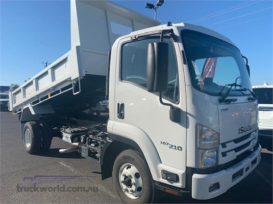 2020 Isuzu FRR 107 210 SWB Tipper South West Isuzu - Trucks for Sale