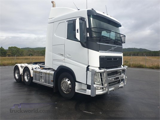 2016 Volvo FH13  - Trucks for Sale