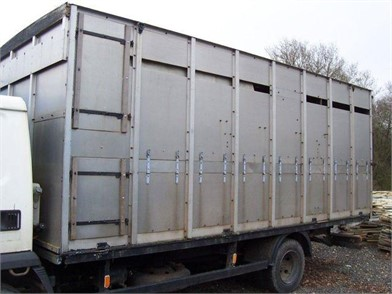 Used Truck Bodies For Sale In The United Kingdom Truck Locator Uk