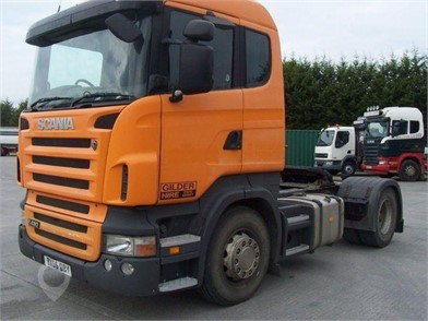 2005 SCANIA R124 at TruckLocator.ie