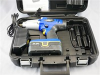 GearHead Cordless 24V Impact Wrench, Appears New