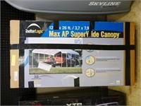 ShelterLogic 12x26FT Max AP Super Wide Canopy