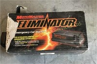 Eliminator Emergency Car Starter