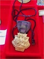 Antique Military & other assorted Memorabilia lot