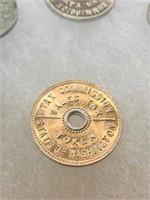 1930s Washington State Token Lot  50 pcs