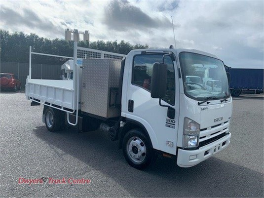 2008 Isuzu NPR300 Dwyers Truck Centre - Trucks for Sale