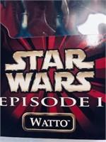 Star Wars Figurine mint in box Watto