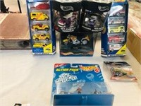 Hot Wheels lot New in boxes Harley Davidson