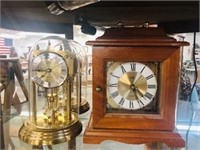 Two Working Clocks Battery operated