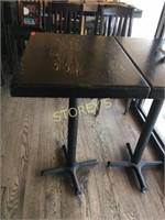 Hi Top Bar Table - 30 x 48