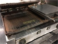 Double Ribbed Panini Press - unknown condition