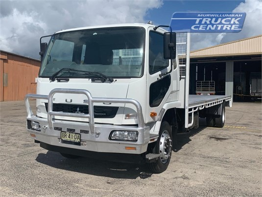 2012 Fuso Fighter 1627 Murwillumbah Truck Centre - Trucks for Sale