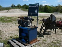 HEAVY EQUIPMENT AUCTION: ONLINE ONLY MAY 25th-30th 2020