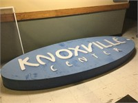 Knoxville Center Mall Sign