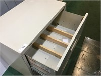 Tan 2 Drawer Lateral Filing Cabinet