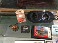 Game Store Drawer Lot