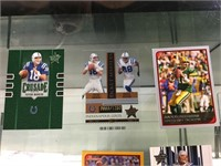 Quarterback Card Lot- Manning, Brees & More