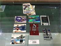 Star Player Card Lot