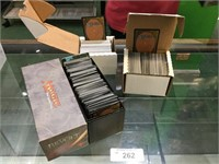 Large Magic The Gathering Card Lot