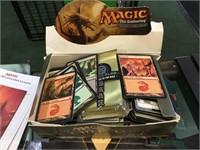 Large Magic The Gathering Card Lot