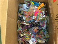 Large Lot of Zany & Silly Bands