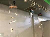 3 Magic the Gathering Hanging Displays