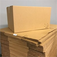 Pallet of Cardboard Boxes