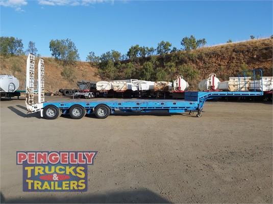 2002 Tuff Trailers Drop Deck Trailer Pengelly Truck & Trailer Sales & Service  - Trailers for Sale
