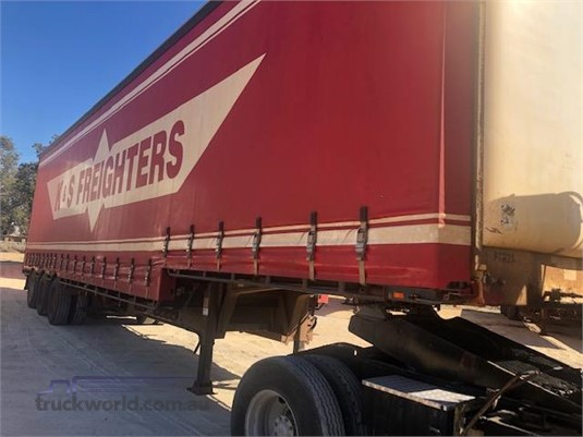 1998 Freighter Drop Deck - Trailers for Sale