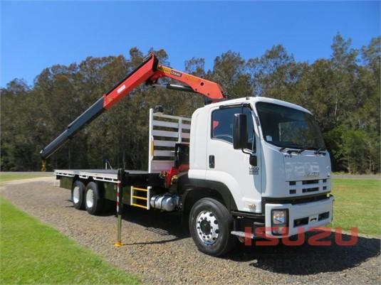 2009 Isuzu FVZ 1400 Auto Used Isuzu Trucks - Trucks for Sale